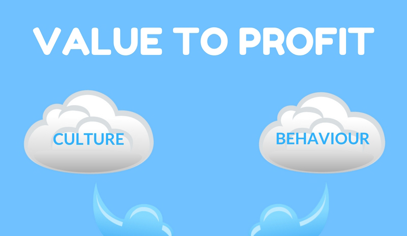The Value-to-Profit model - Infographic